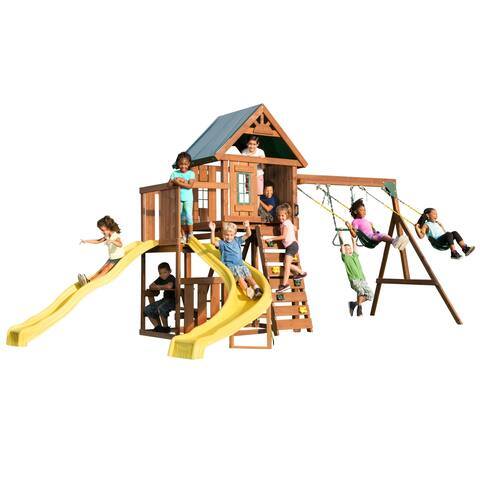 Castlebrook Swing Set