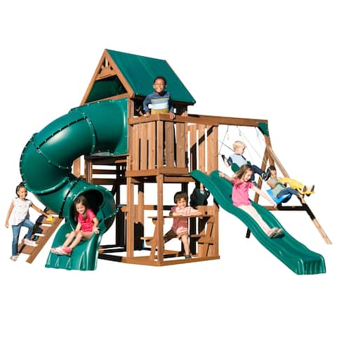 Tellico Terrace Swing Set