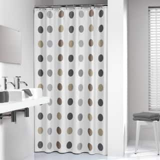 Buy Polka Dot Shower Curtains Online At Overstock