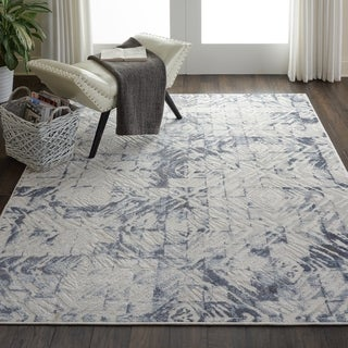 Nourison Urban Decor URD02 Abstract Area Rug