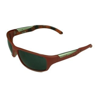 Bolle Vibe Mens Sunglasses Matte Red Canadian w/ TNS Lens