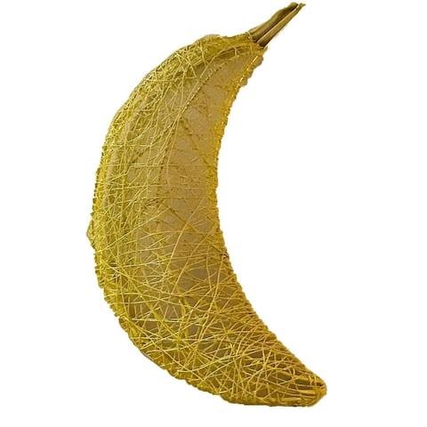 Handmade Wire Banana Fruit Bowl (India)