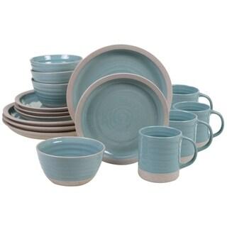 Certified International Artisan 16-piece Dinnerware Set, Service for 4