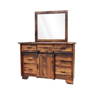 Deluxe Dresser with Deluxe Mirror