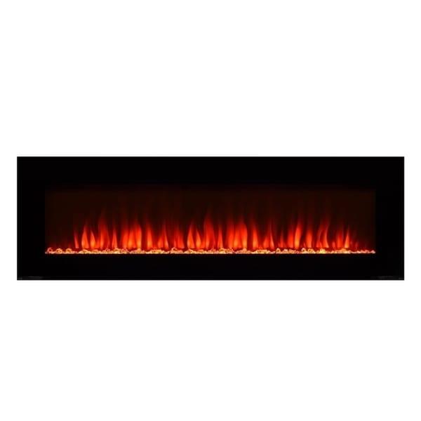 Paramount Premium Wall-Mount Electric Fireplace