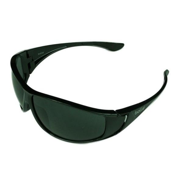 a145d4a0f0 Shop Bolle Highwood Mens Sunglasses Shiny Black w  TNS Lens - Free ...