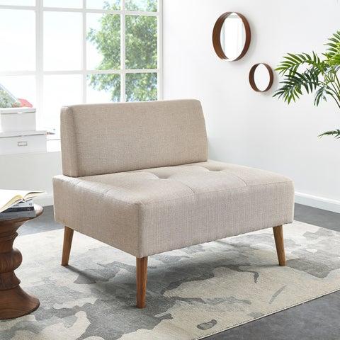 Harper Blvd Altus Armless Chair and a Half