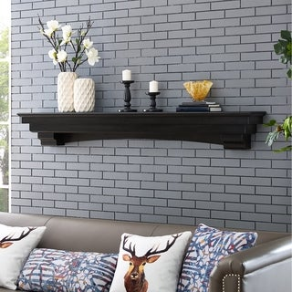 Harper Blvd Bonclary Fireplace Mantel Shelf