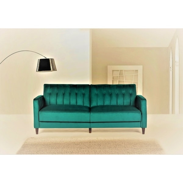 Grattan Luxury Tufted Sofa Bed. Opens flyout.