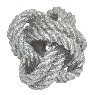 """5.25 """" -Three Hands Rope Knot Tabletop"""