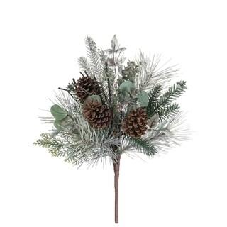 """Pine & Eucalyptus Bush - 15""""l x 15""""w x 20""""h"""
