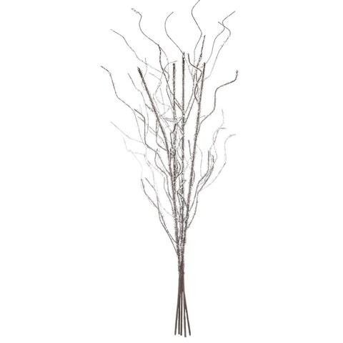 """Iced Branch Bundle - 10""""l x 5""""w x 34""""h"""