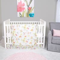 Shop Cotton Tale Here Kitty Kitty 4 Piece Crib Bedding Set