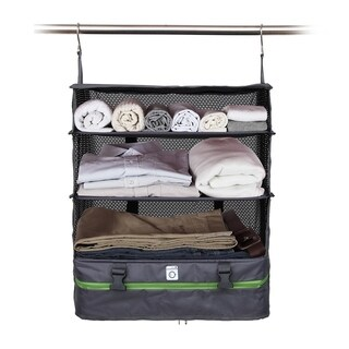 Pack and Fly Portable Luggage System - Packing Organizer