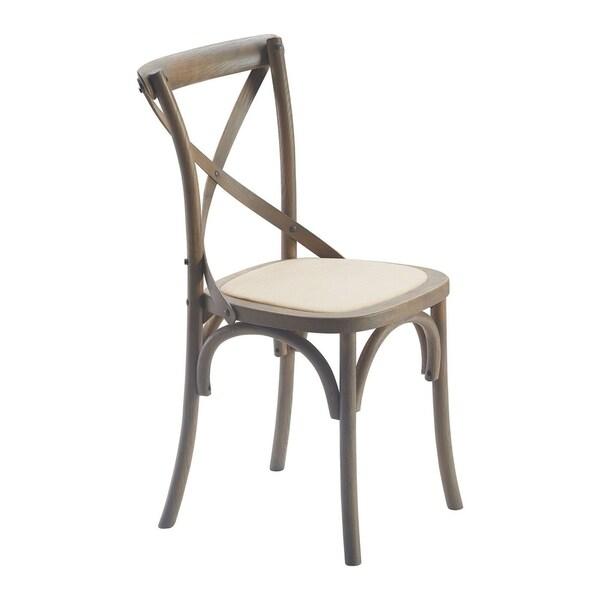 Finch Avignon Cross Back Side Chair Set Of 2
