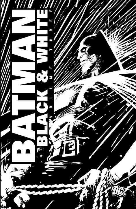 Batman Black and White 3: Black and White (Paperback)