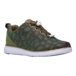 Women's Propet TravelFit Sneaker Green Mesh