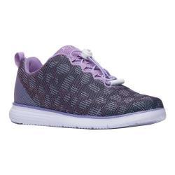 Women's Propet TravelFit Sneaker Purple Mesh