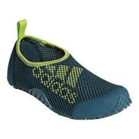 Children's adidas Kurobe Slip On Water Shoe Real Teal/Petrol Night/Solar Slime