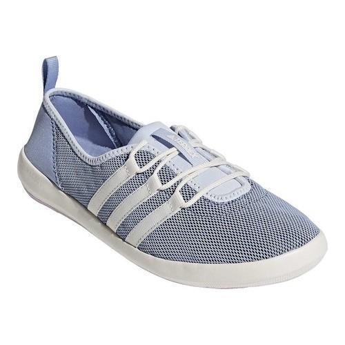 detailed look cce51 3e2a7 Thumbnail Womenx27s adidas Terrex Climacool Boat Sleek Water Shoe Chalk  Blue ...