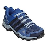 Children's adidas Terrex AX 2.0 R Hiking Shoe Trace Royal/Night Navy/Ash Grey
