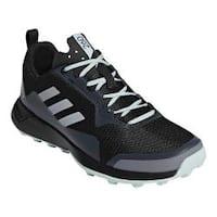 Women's adidas Terrex CMTK Trail Shoe Black/Chalk White/Ash Green