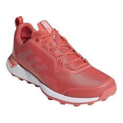 Women's adidas Terrex CMTK Trail Shoe Trace Scarlet/White/Chalk Coral