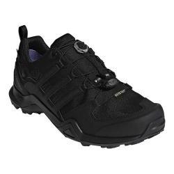 Men's adidas Terrex Swift R2 GORE-TEX Hiking Shoe Black/Black/Black