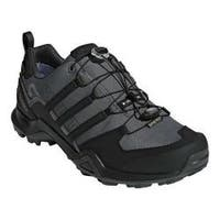 Men's adidas Terrex Swift R2 GORE-TEX Hiking Shoe Grey Five/Black/Carbon
