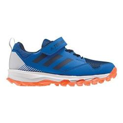 Children's adidas Terrex Tracerocker Cloudfoam Hiking Shoe Real Teal/Collegiate Navy/Grey One