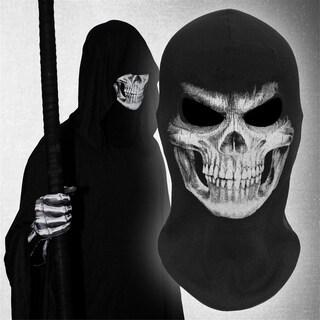 Halloween Punisher Deathstroke Reaper Full Face Skull Ghost Mask