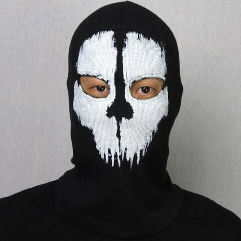 Ghost Skull Full Face Masks Punisher Mask Skeleton Hats