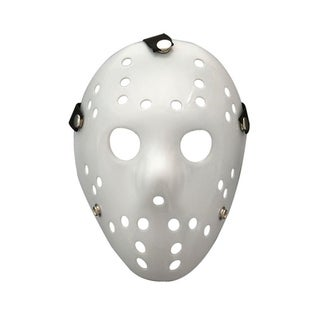 Jason Halloween Mask Cosplay Costume Halloween Killer Scary Mask