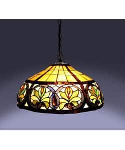 Tiffany-style Sunrise Hanging Lamp https://ak1.ostkcdn.com/images/products/2325254/Tiffany-style-Sunrise-Hanging-Lamp-P10569937.jpg?impolicy=medium