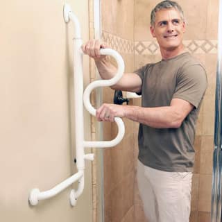 The Curve Grab Bar by Stander|https://ak1.ostkcdn.com/images/products/2328518/P10572989.jpg?impolicy=medium