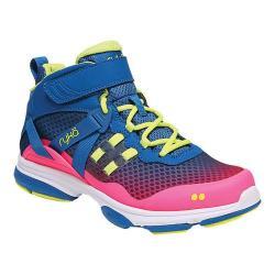 Women's Ryka Devotion XT Mid Training Shoe Turquoise/Pink/Yellow
