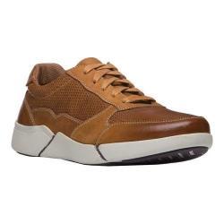 Men's Propet Landon Sneaker Brown Nubuck