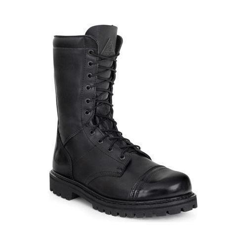 Women's Rocky 10in Zipper Paraboot 4090 Black Leather (US...