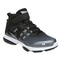 Women's Ryka Devotion XT Mid Training Shoe Black/Grey/White