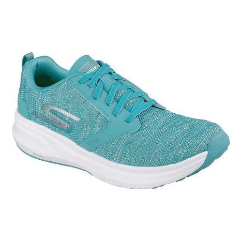 cheaper 01990 d3c54 Women's Skechers GOrun Ride 7 Running Shoe Turquoise