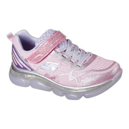 Shop Girls  Skechers Skech-Air Radiant Rise N Shine Sneaker Pink Lavender - Free  Shipping Today - Overstock - 19754673 a467c49334ed