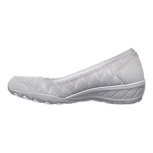 Shop Damens's Skechers Gray Savvy Play the Game Skimmer Gray Skechers Free c9f08a