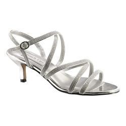 Women's Touch Ups Emery Strappy Sandal Silver Glitter