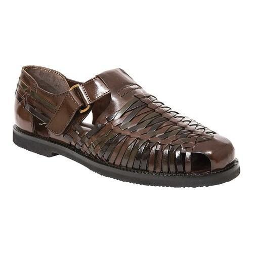 Men's Bamboo 2 Brown Multi Leather 10 M US