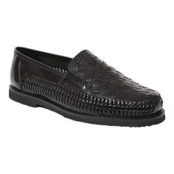 Men's Deer Stags Tijuana Loafer Black Buffalo Leather (More options available)