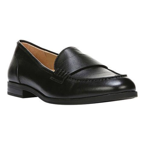 Women's Naturalizer Veronica Loafer Black Leather