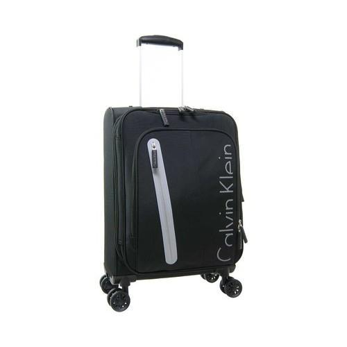 9544d3b45db9 Shop Calvin Klein Whitehall 4.0 21in Expandable Spinner Black - Free  Shipping Today - Overstock - 19798639