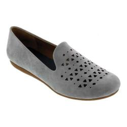 Women's Bellini Softee Laser Cut Flat Grey Buck (More options available)