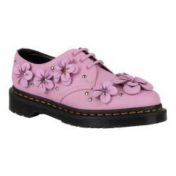 Women's Dr. Martens 1461 3-Eye Shoe Mallow Pink Hydro Leather