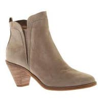Women's Lucky Brand Jana Ankle Boot Brindle Leather